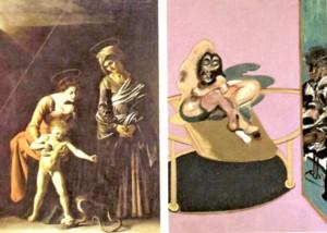 Francis Bacon à Rome