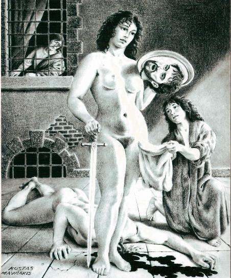 Judith et Salomé, une gémellité paradoxale