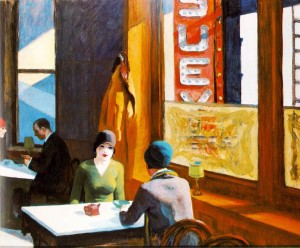 Le ralisme intempestif d&#8217;Edward Hopper
