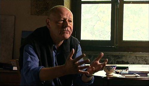"""captation du film de Sylvie Blum : """"Pierre Michon, un portrait"""""""